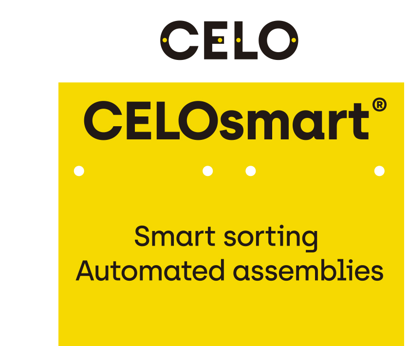 CELOsmart optical laser sorting