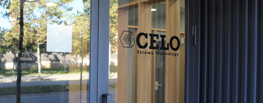 CELO screw technologies offices