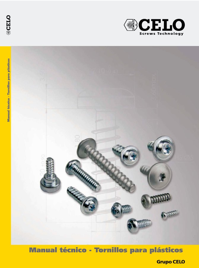 screws for plastic CELO