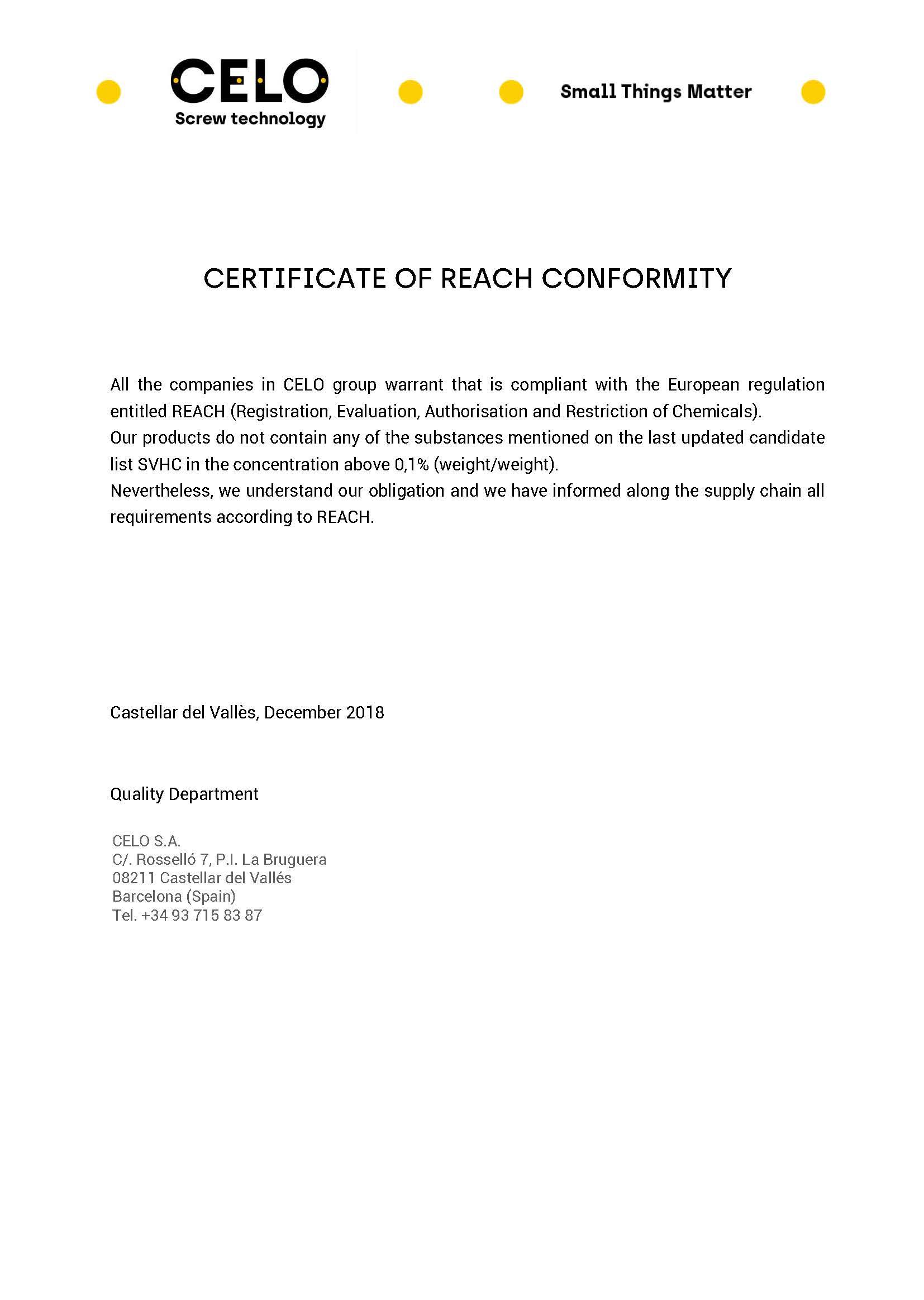 REACH Certificado Grupo CELO.png