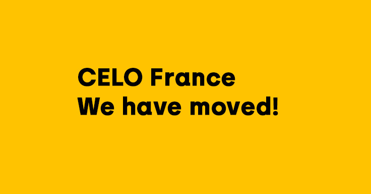CELO France new offices
